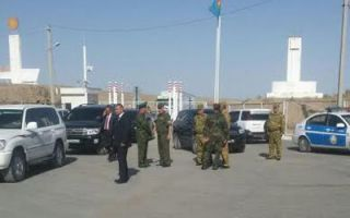 Government delegations of Kyrgyzstan, Tajikistan holding talks in Kyzyl-Bel village