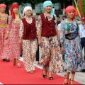 Flashmob in Kyrgyz national clothing planned for August 31 at Bishkek central square