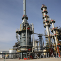 Official opening of the Chinese refinery held in Tokmok
